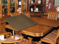 Superbe Table Extender Pads